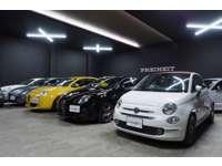 【全国対応可能】フィアット500の取り扱い台数は西日本最大級!