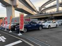在庫常時50台以上!輸入車をもっと身近にお客様に寄り添ったご提案を致します。
