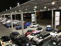 ◆全長83Mに及ぶ関東最大級の認定中古車専用拠点!
