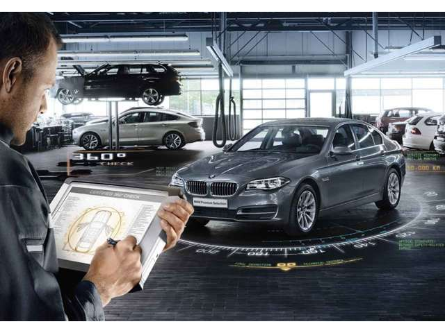 Meitetsu BMW BMW Premium Selection 岐阜 整備 画像1
