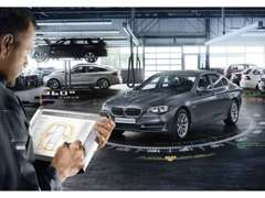 Meitetsu BMW BMW Premium Selection 岐阜 整備