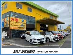 SKY DREAM | 各種サービス