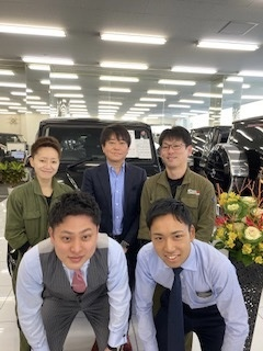 サエキモータースは、日本一の輸入車販売店を目指します。