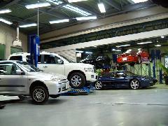 Shinoda Automobile   整備