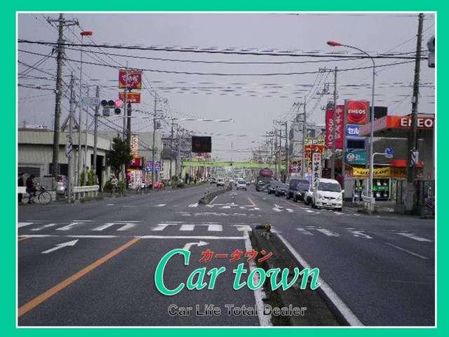国道17号線を東京方面に向かった時の北1丁目の写真です。右手に「エネオス」があります。ここを左です。