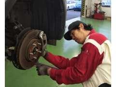 千葉トヨタ自動車   整備