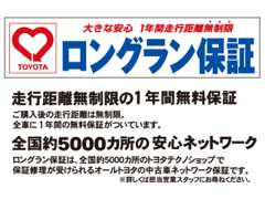 千葉トヨタ自動車 | 保証