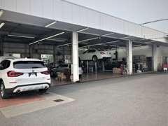 Toto BMW | 整備