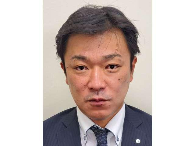 営業スタッフの菅沼 武一です。皆様に最高の一台をご提案出来ればと思います。