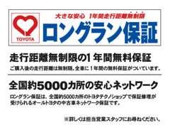 ネッツトヨタ熊本   保証