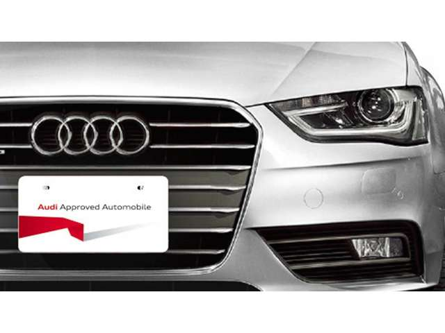 Audi Approved Automobile西宮  保証 画像1