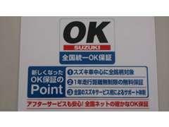 スズキ自販福岡 | 保証