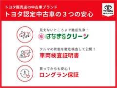 福岡トヨペット | 保証