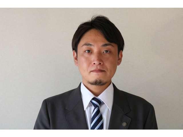 ストアマネージャー:菊地 章宏 厳選した買取車輌を直接販売にてご提供させて頂きます。ご来店心よりお待ちしております。