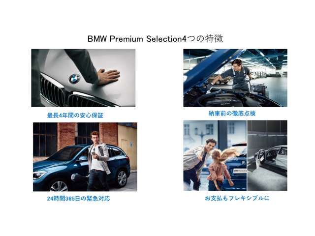 Nara BMW BMW Premium Selection 奈良 アフターサービス