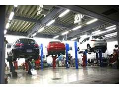 アルファ ロメオ調布・フィアット/アバルト調布 | 整備