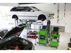 AUTO Produce NOW | 整備