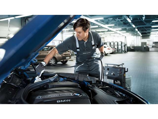 Yanase BMW BMW Premium Selection 久留米 整備 画像1