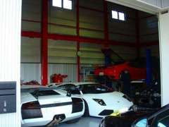TR Garage | 整備