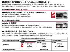 Audi Approved Automobile みなとみらい   保証