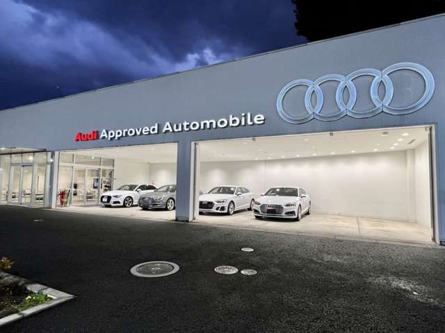 Audi Approved Automobile練馬  お店の実績