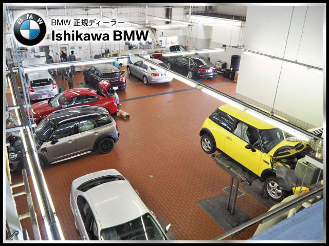 Ishikawa BMW BMW Premium Selection 金沢 整備