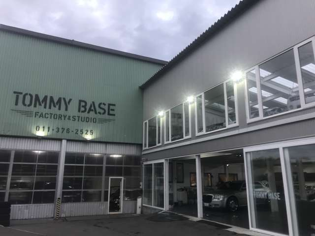 TOMMY BASE(トミーベース)  各種サービス 画像2