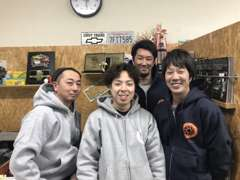 S-STYLE MOTOR WORX | スタッフ紹介