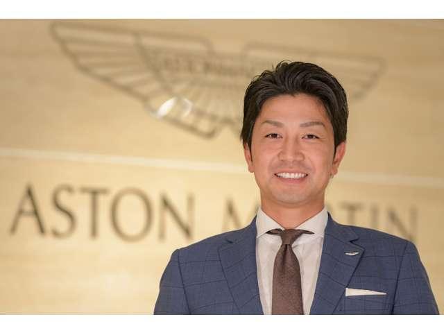 アストンマーティン東京スタッフは「チーム」意識が高く全てのお客様を幸せにするために全力を捧げます。