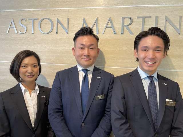 アストンマーティン社長兼CEOのDr.アンディ・パーマー氏も期待する日本マーケットとアストンマーティン東京。