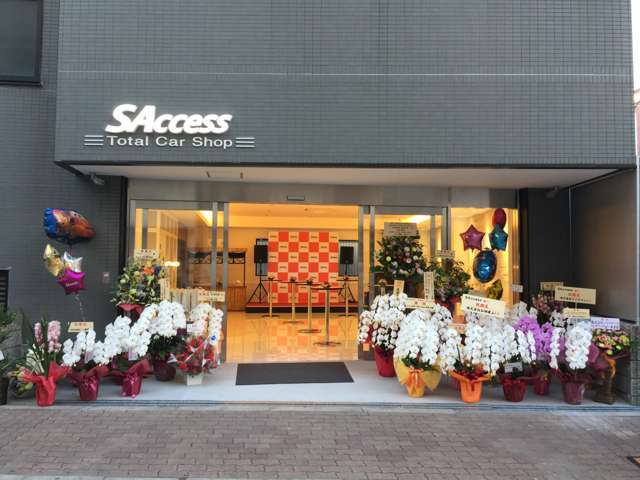 SAccess Total Car Shop  各種サービス