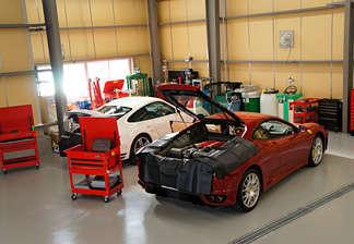 日常のメンテナンスから定期点検、車検、 重整備まで安心してお任せください。