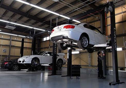 納車前点検からアフターサービスまで、 迅速な対応が可能です。